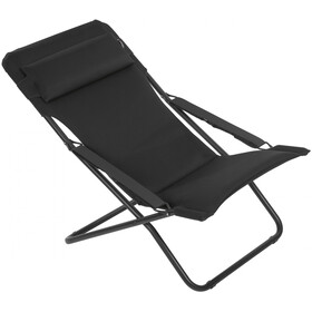 Lafuma Mobilier Transabed Leżak Air Comfort, czarny